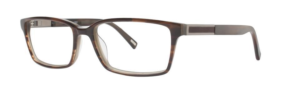 Timex L052 Brown Eyeglasses Size56-16-140.00