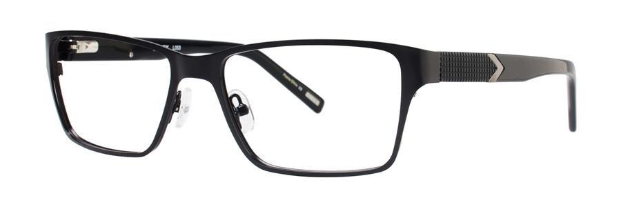 Timex L053 Black Eyeglasses Size57-17-145.00
