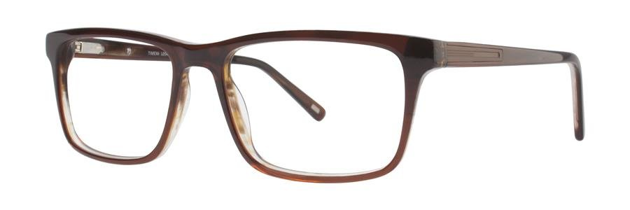 Timex L054 Brown Fade Eyeglasses Size59-18-155.00