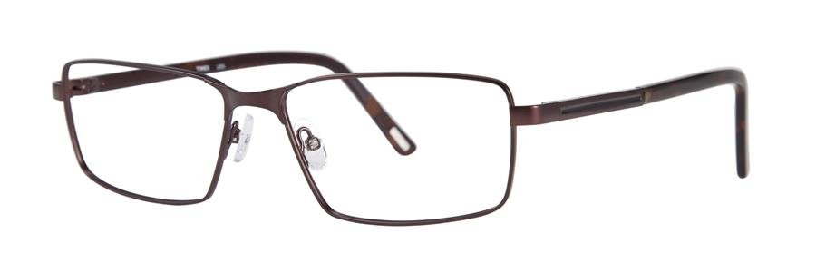 Timex L055 Brown Eyeglasses Size61-16-155.00