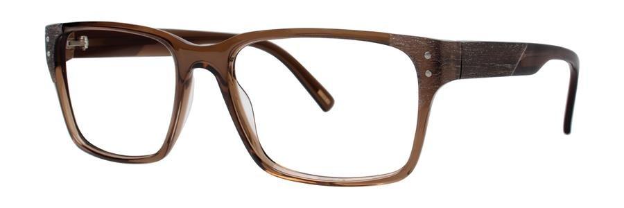 Timex L058 Brown Eyeglasses Size59-18-155.00