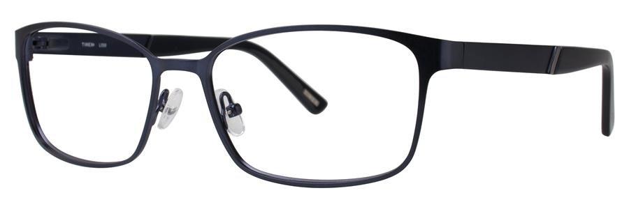 Timex L059 Navy Eyeglasses Size58-17-145.00