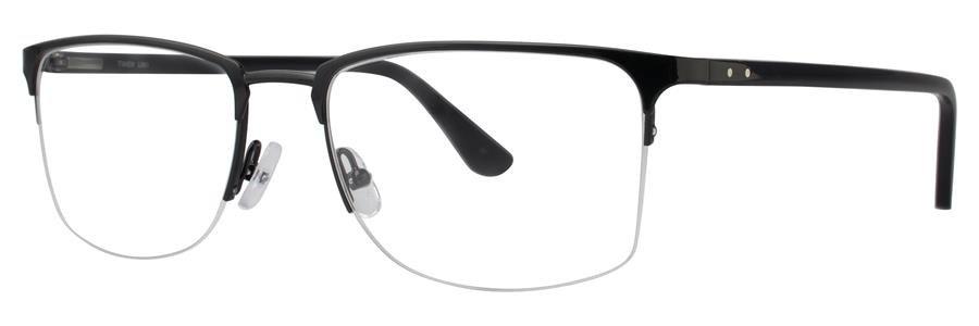 Timex L061 Black Eyeglasses Size56-19-150.00