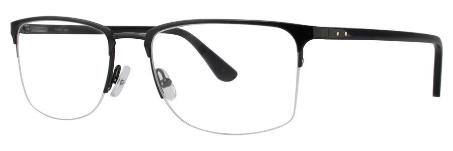 Timex L061 Black Eyeglasses Size58-19-155.00