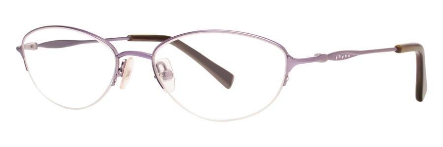 Vera Wang LACERTA Lilac Eyeglasses Size50-16-135.00