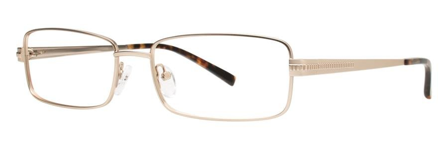 Comfort Flex LANDON Gold Eyeglasses Size56-17-150.00