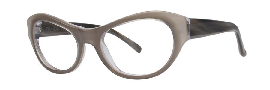 Vera Wang LARISA Taupe Eyeglasses Size52-17-135.00