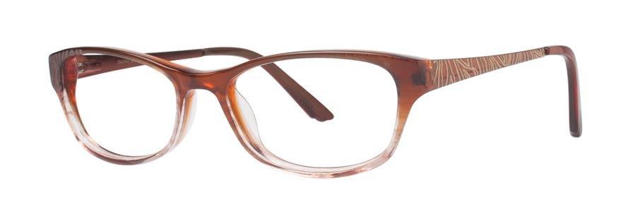 Dana Buchman LAUREL Dusty Rose Eyeglasses Size52-16-135.00
