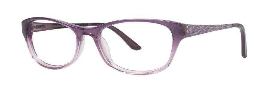 Dana Buchman LAUREL Violet Eyeglasses Size50-16-132.00