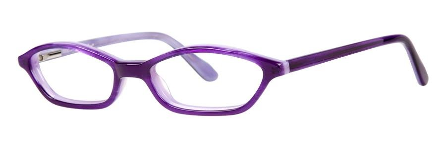 Gallery LAYA Grape Eyeglasses Size45-15-125.00