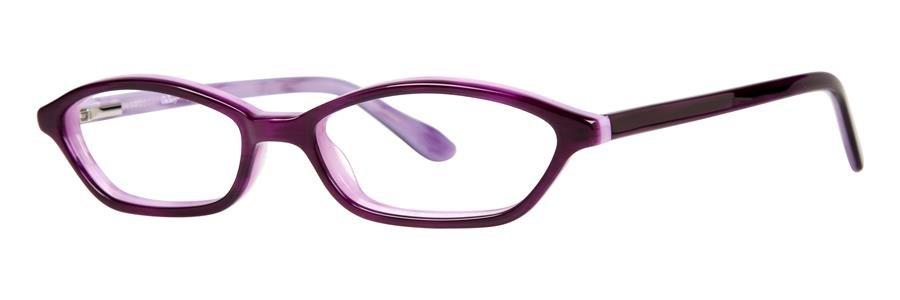 Gallery LAYA Plum Eyeglasses Size45-15-125.00
