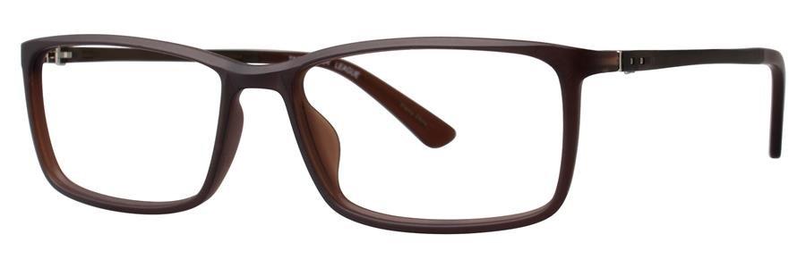 Timex LEAGUE Burnt Eyeglasses Size53-15-140.00