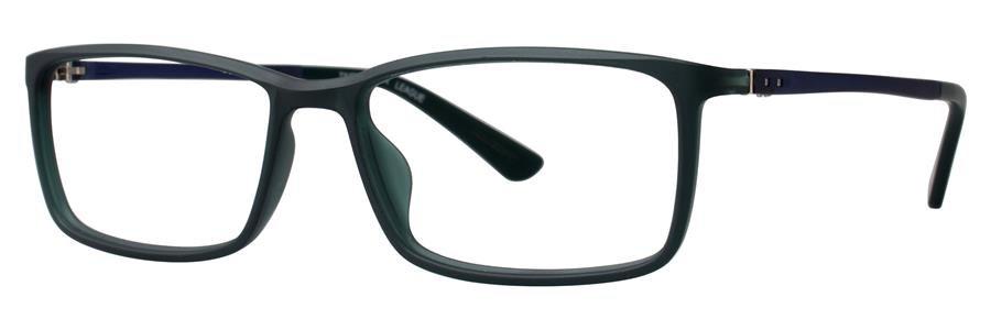Timex LEAGUE Green Eyeglasses Size53-15-140.00