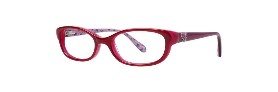 Lilly Pulitzer LEANDRA Cherry Pink Eyeglasses Size45-15-120.00