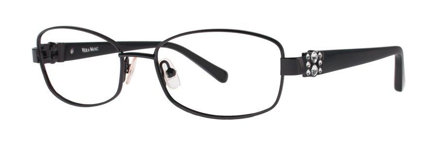 Vera Wang LEIRA Black Eyeglasses Size51-16-130.00