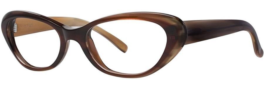 Vera Wang LINETTE Ruby Eyeglasses Size52--135.00