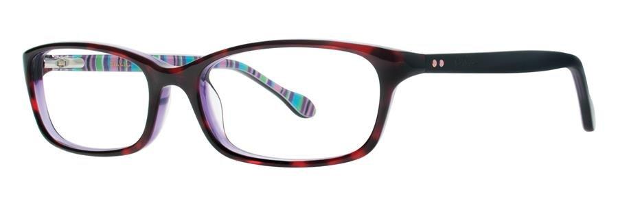 Lilly Pulitzer LINNEY Tortoise Grape Eyeglasses Size54-16-135.00