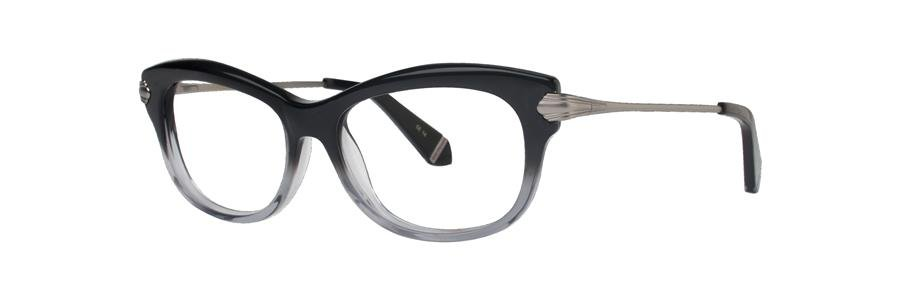 Zac Posen LISA Smoke Eyeglasses Size51-15-130.00