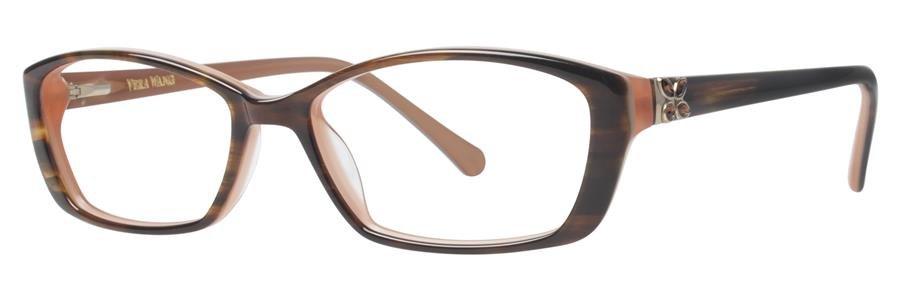 Vera Wang LISSOME Tortoise Eyeglasses Size51-16-135.00