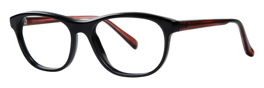 Vera Wang LULA Black Eyeglasses Size52-15-135.00