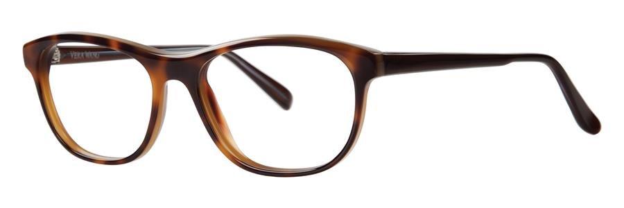 Vera Wang LULA Tortoise Eyeglasses Size52-15-135.00