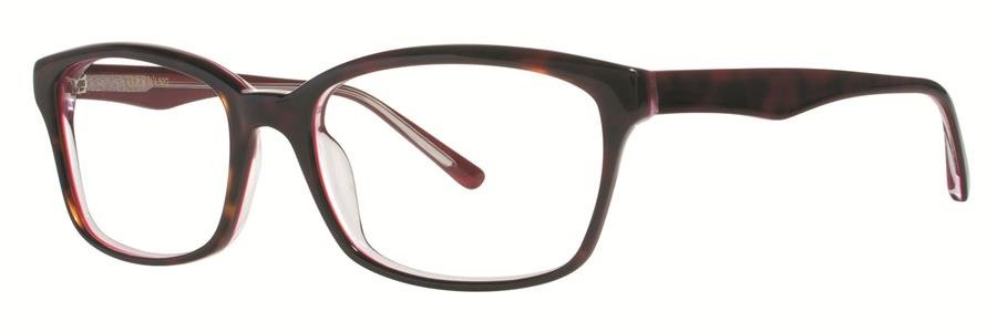 Vera Wang LUNA Tortoise Eyeglasses Size53-17-140.00