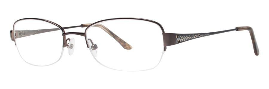 Dana Buchman LYDIA Caviar Eyeglasses Size53-18-135.00