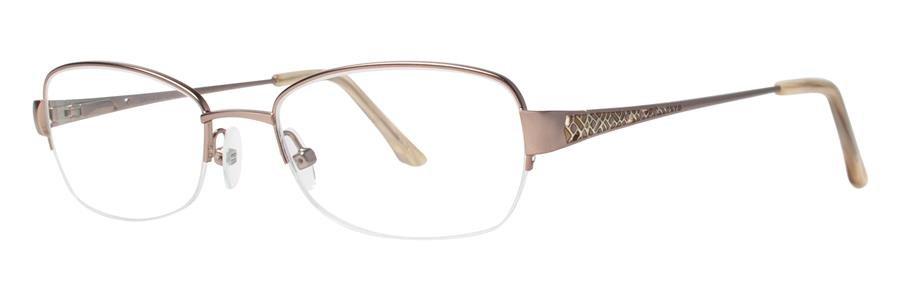 Dana Buchman LYDIA Satin Beige Eyeglasses Size51-18-132.00