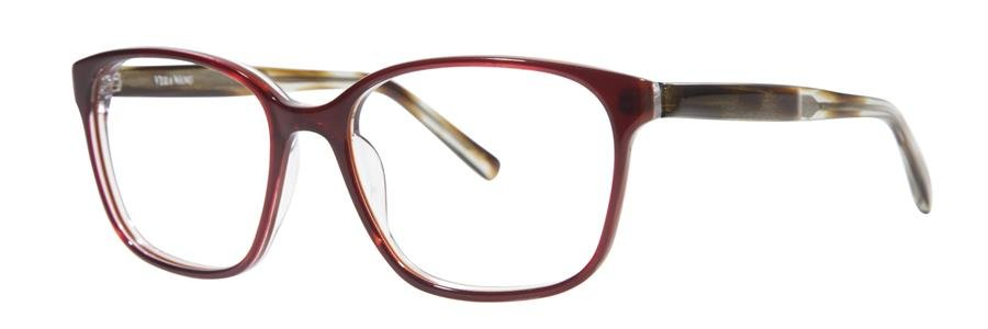 Vera Wang MACEE Cabernet Eyeglasses Size54-17-140.00