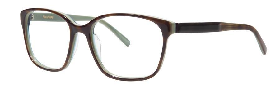 Vera Wang MACEE Tortoise Eyeglasses Size54-17-140.00