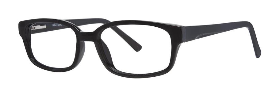 Gallery MACK Black Eyeglasses Size53-18-143.00