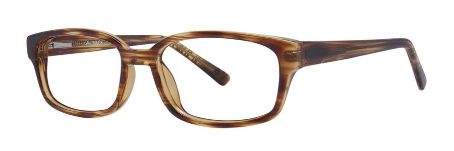 Gallery MACK Blonde Tortoise Eyeglasses Size53-18-143.00