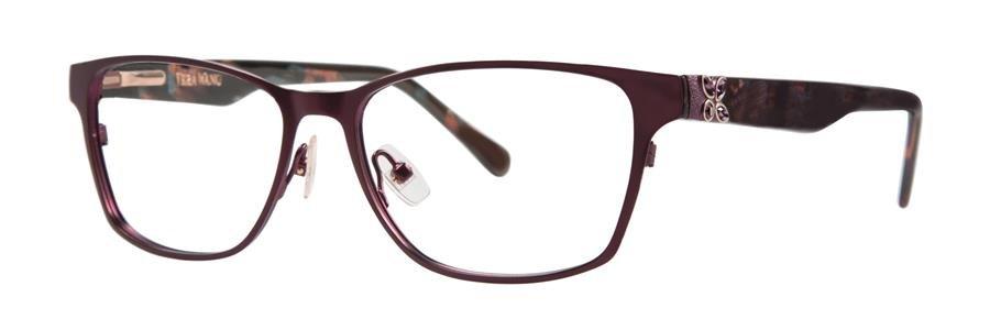 Vera Wang MADRI Wine Eyeglasses Size51-15-133.00