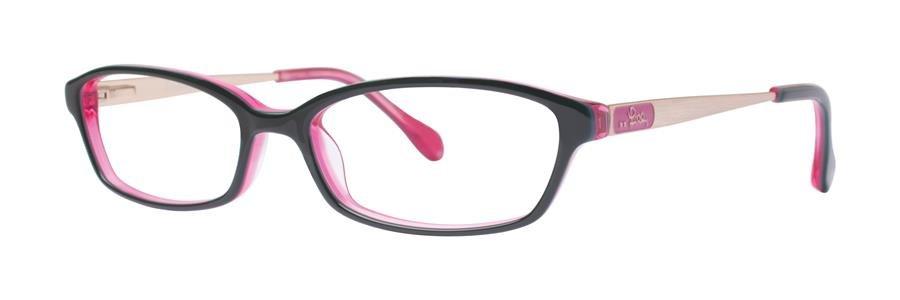 Lilly Pulitzer MAKENA Black Eyeglasses Size52-16-140.00