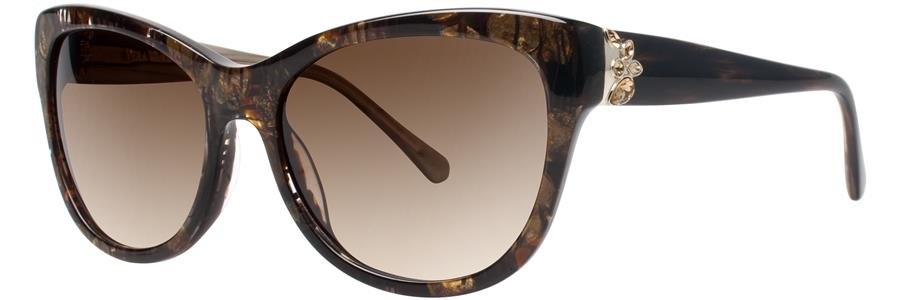 Vera Wang MALA Brown Sunglasses Size56-17-130.00