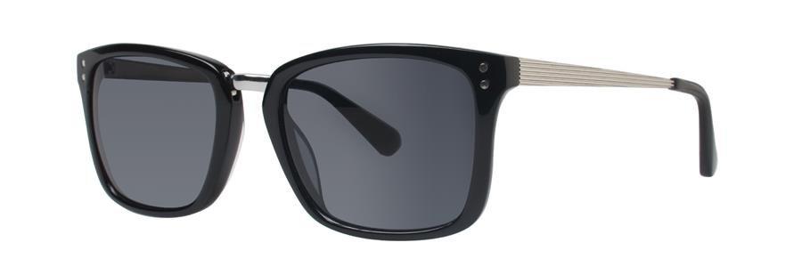 Zac Posen MARCELO Black Sunglasses Size53-20-140.00
