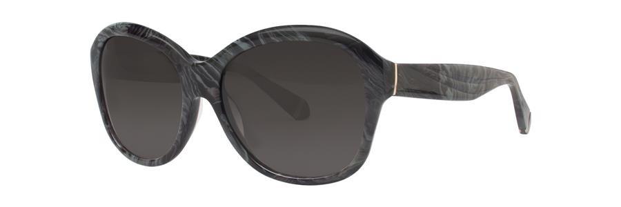 Zac Posen MARLENE Granite Sunglasses Size57-17-135.00