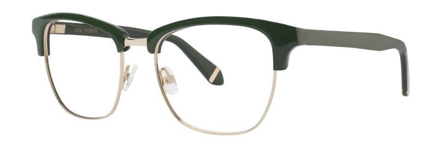 Zac Posen MASHA Jade Eyeglasses Size51-17-135.00