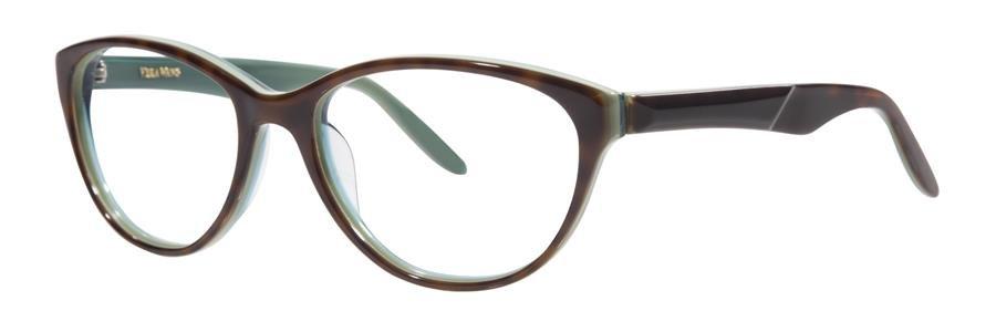 Vera Wang MAURELLE Tortoise Eyeglasses Size54-17-135.00