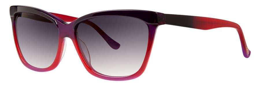 kensie MEET ME THERE Berry Sunglasses Size56-14-135.00