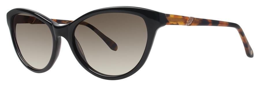 Lilly Pulitzer MERIDIENE Black Sunglasses Size57-18-135.00