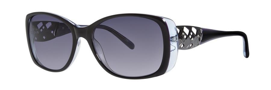 Vera Wang MERIEL Black Sunglasses Size56-17-135.00