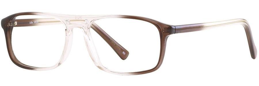 Gallery MILES Grey Fade Eyeglasses Size54-18-145.00