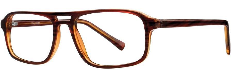 Gallery MILES Tortoise Eyeglasses Size54-18-145.00
