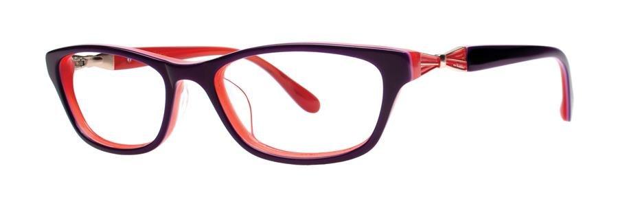 Lilly Pulitzer MINTA Purple Eyeglasses Size46-15-125.00