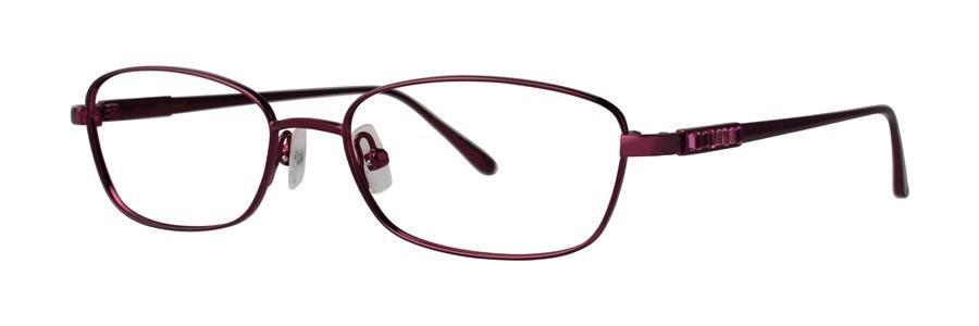 Vera Wang MIRIAM Berry Eyeglasses Size51-16-132.00