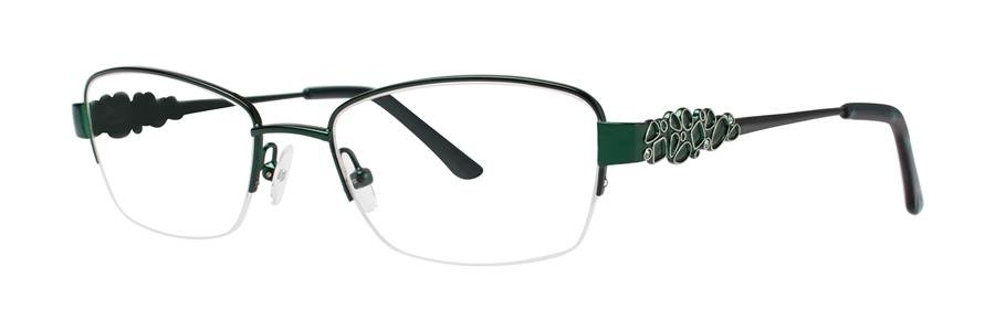 Dana Buchman MIRIELA Forest Eyeglasses Size52-18-135.00