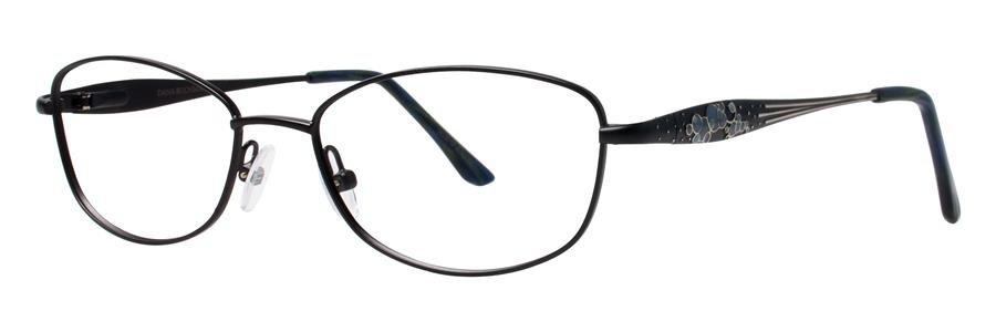 Dana Buchman NABILA Black Eyeglasses Size51-17-132.00