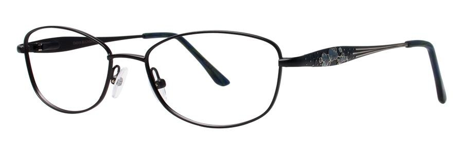 Dana Buchman NABILA Black Eyeglasses Size53-17-135.00