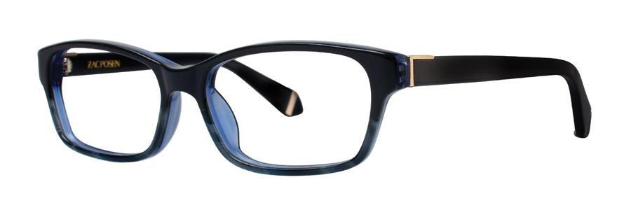 Zac Posen NATALYA Blue Eyeglasses Size53-15-135.00